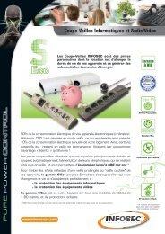 Coupe-Veilles Informatiques et Audio/Video - Infosec