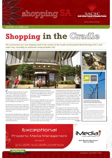 EDITION 104, APRIL 2012 in the Shopping - sacsc