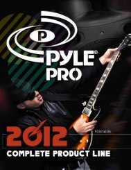 Pyle Pro