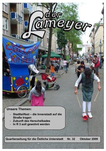 Der Lameyer - 2009 Nr.32 Oktober