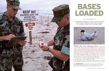 Bases Loaded - DoD Partners in Flight