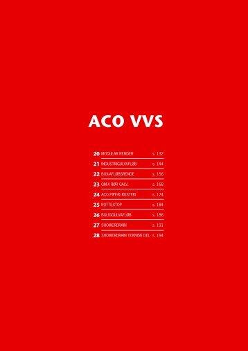 ACO VVS - ACO Nordic A/S