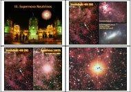 III. Supernova Neutrinos - MPP Theory Group