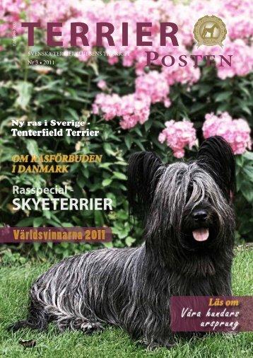 Nr 3 - Svenska Terrierklubben