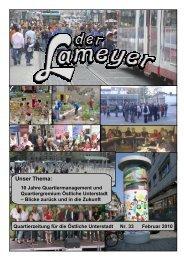 Der Lameyer - 2010 Nr.33 Februar