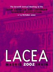 MADRID 2002 SPAIN - LACEA