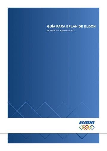 Manual de instrucciones - Eldon