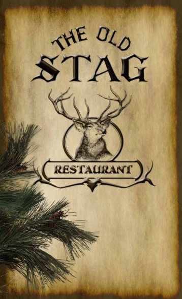 Untitled - Old Stag Restaurant