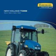 NEW HOLLAND T3000 - FIAAL