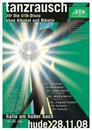 Die U18-Disco ohne Alkohol und Nikotin - Landkreis Oldenburg