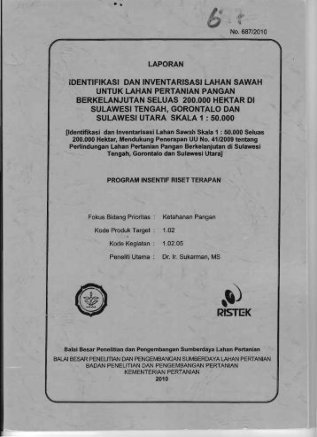 1 - KM Ristek - Kementerian Riset dan Teknologi