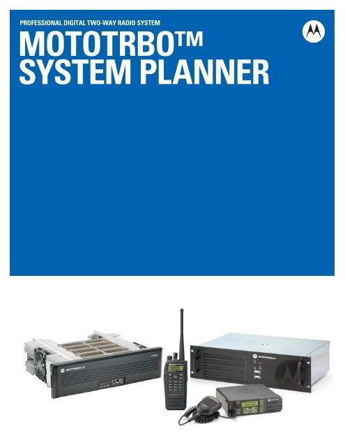 MOTOTRBO System Planner (EMEA)