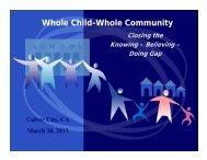 Presentation - Culver City Unified School District