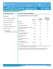 Economic Highlights Q4 2006.indd - Economic Development ...