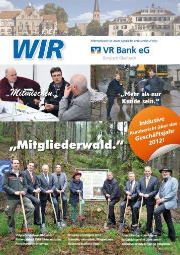 pdf 3.205 kb - VR Bank eG Bergisch Gladbach