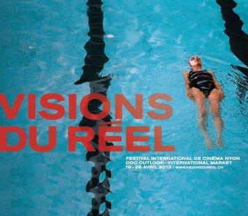 Katalog 2013.pdf - Visions du Réel