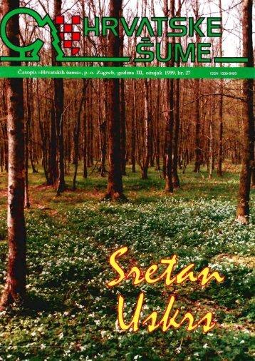 Svjetska banka kreditira obnovu dalmatinskih šuma - Hrvatske šume