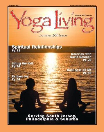 Spiritual Relationships Spiritual Relationships - Yoga Living Magazine