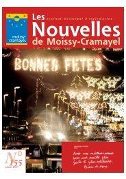 v Du 28 janvier au 4 février - Ville de Moissy-Cramayel