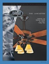 2004 Hunter Fan Company 41864-01 02/23/2004 41864-01 02/23 ...
