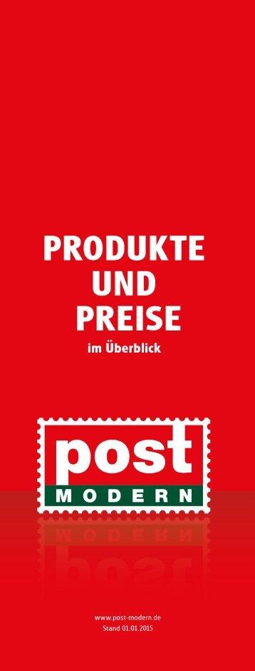 Preisflyer 2015