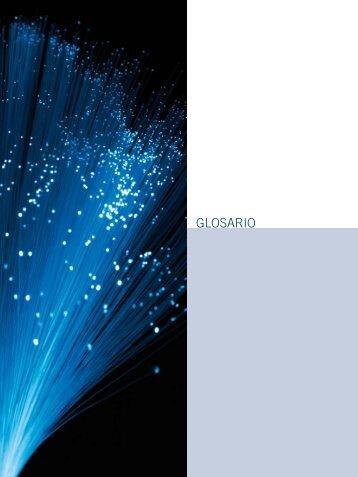 GLOSARIO - Informe económico sectorial