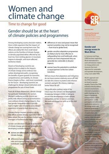 CDKN-gender-and-cc-final.pdf - PreventionWeb