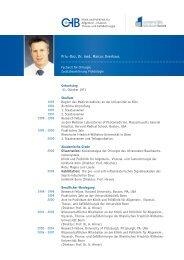 Priv.-Doz. Dr. med. Marcus Overhaus - Klinik und Poliklinik für ...