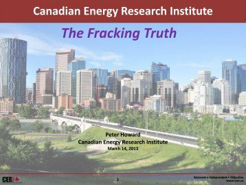 The Fracking Truth