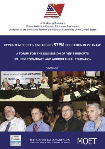 Vietnam Education Foundation
