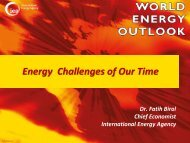 Energy Challenges of Our Time - ICCI