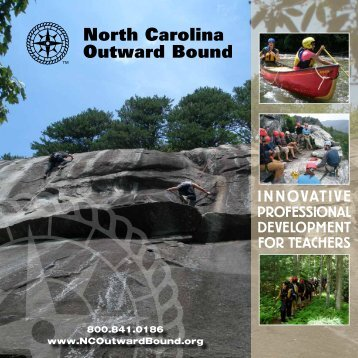 Educators' Initiative - North Carolina Outward Bound