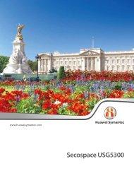 Secospace USG5300 - Utopia Technology
