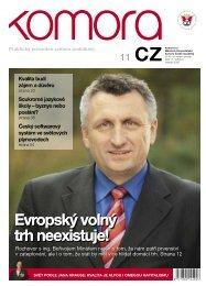 Evropský volný trh neexistuje! - Hospodářská komora České republiky