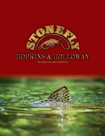 Stonefly Fly Fishing - Merrick Tackle