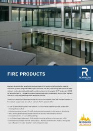 Fire Products - Barbour Product Search