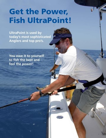 Ultra Point Pages - Merrick Tackle