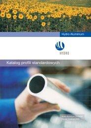 Katalog profili standardowych