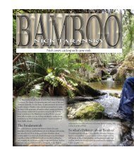 Issue #9 (Casting with Cane) - NA Taransky Bamboo Rods