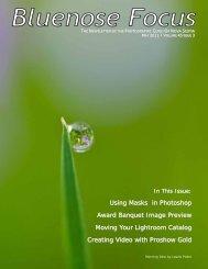 May 2011 - Photographic Guild of Nova Scotia