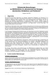 Erläuternde Bemerkungen zu OIB-Richtlinie 2.2 - Österreichisches ...