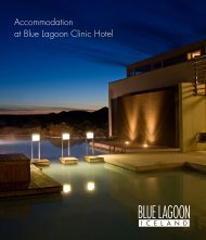 Accommodation at Blue Lagoon Clinic Hotel - Five Stars of ...