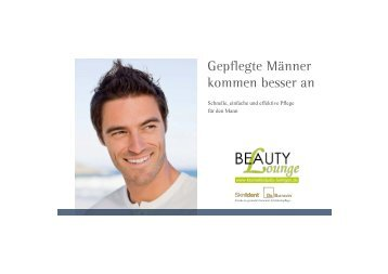 Flyer - BeautyLounge Kosmetikstudio-Solingen