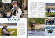 TOP RODS – 2012 Commonwealth Fly Fishing Championships