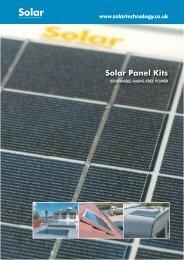 solar panel flyer.indd - Gate Motors