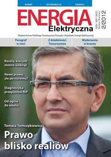 numer 2/2012 - E-elektryczna.pl