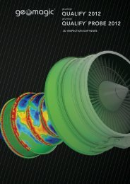 3D INSPECTION SOfTwarE - Direct Dimensions, Inc.