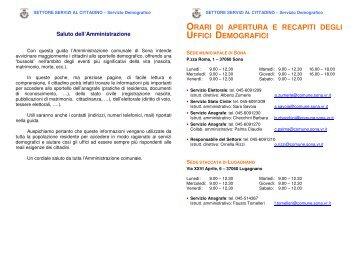 Scarica in formato PDF - Comune di Sona