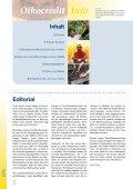 Schwere Zeiten für brasilianische Sisal- Genossenschaft - Oikocredit - Seite 2