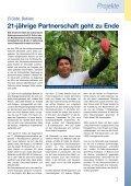 Schwere Zeiten für brasilianische Sisal- Genossenschaft - Oikocredit - Seite 3